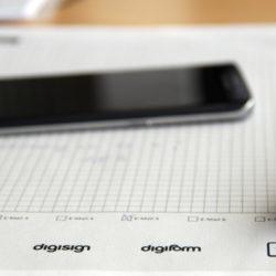 mde-geräte digipen senden digitalpapier digitalstift digisign
